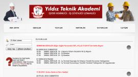 Yıldız Teknik Akademi